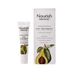 Nourish Organic Renewing & Hydrating eye cream