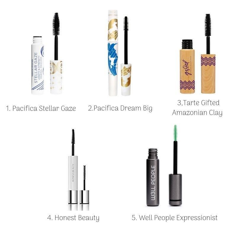 Natural and Organic Mascaras